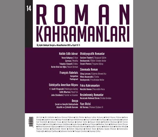 Roman Kahramanları 14. Sayı