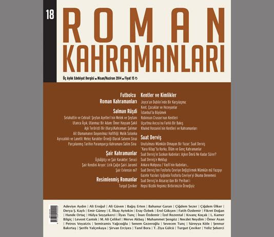 Roman Kahramanları 18. Sayı