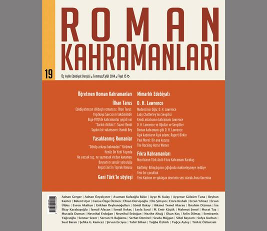 Roman Kahramanları 19. Sayı