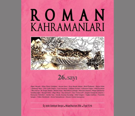 Roman Kahramanları 26. Sayı