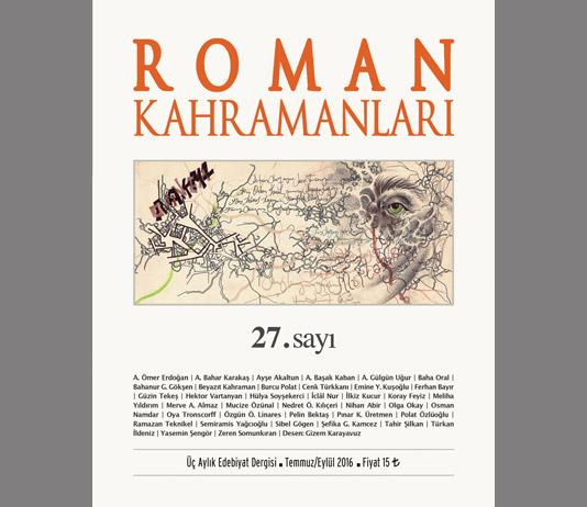 Roman Kahramanları 27. sayı