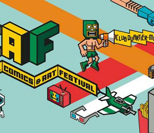İstanbul Comics and Art Festivalin İkincisi Düzenlenecek