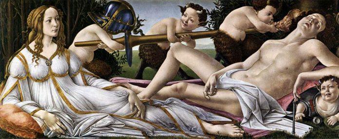 Ayın Şahitliği Venüs ile Marsın Armonisi