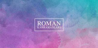 Roman Kahramanları 34 sayılık arşiv