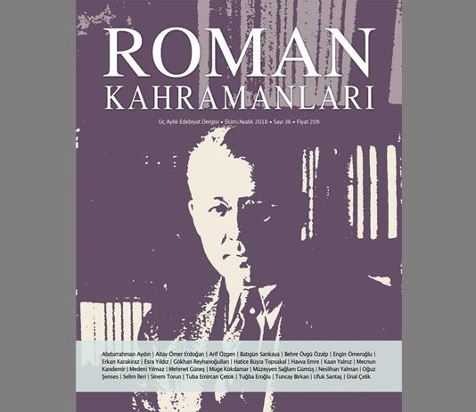 Roman Kahramanları 36. sayı
