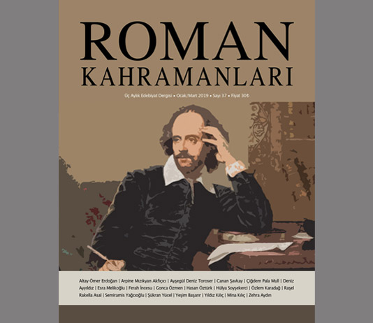 Roman Kahramanları 37. sayı