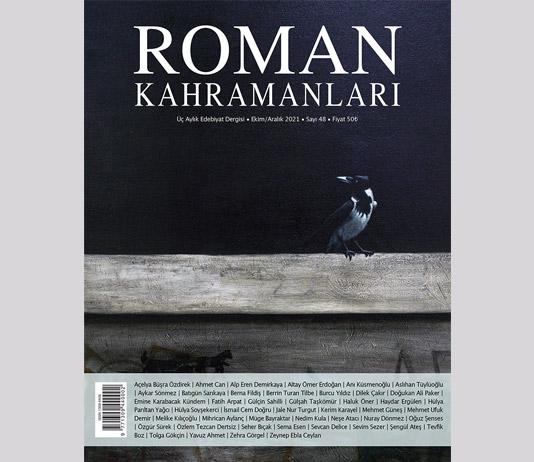 Roman Kahramanları 48. Sayı